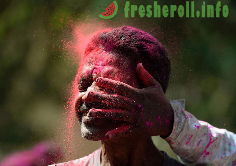 Holi 2017 - la festa più colorata dell'India