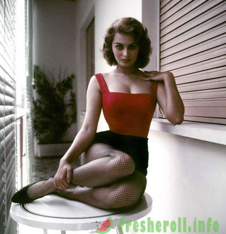 20 Retro photo splendida donna che ammiriamo