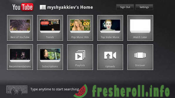 Google TV - telekompyuter $ 100